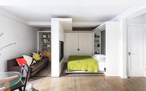 Как увеличить пространство в жилом помещении