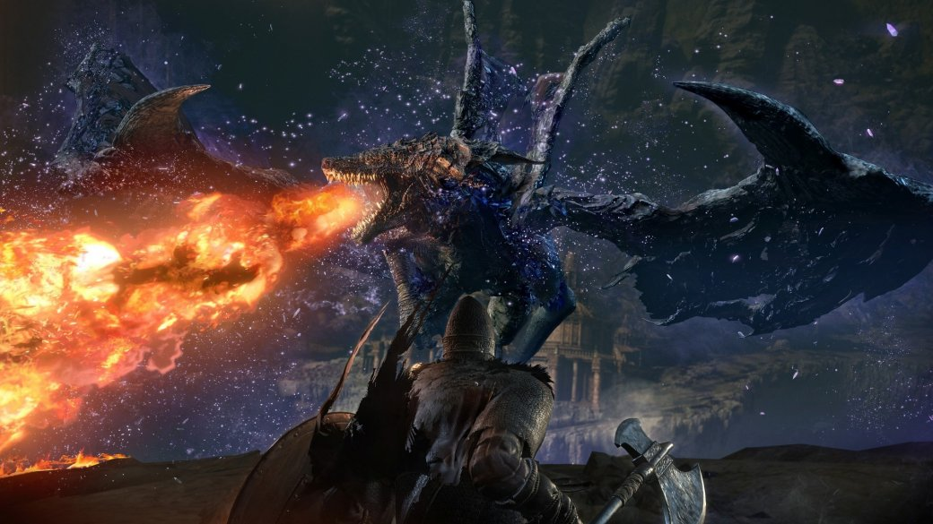 Рецензия на Dark Souls 3: The Ringed City