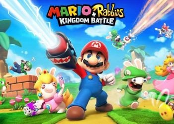 Mario + Rabbids Kingdom Battle: Обзор