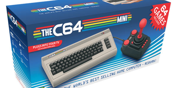 Commodore 64 получит мини-версию