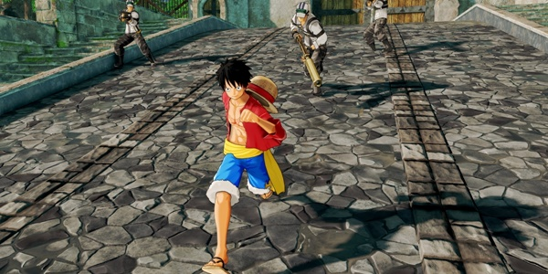 Трейлер One Piece: World Seeker
