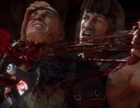 Рэмбо придет – порядок в Mortal Kombat 11 Ultimate наведет (геймплей)