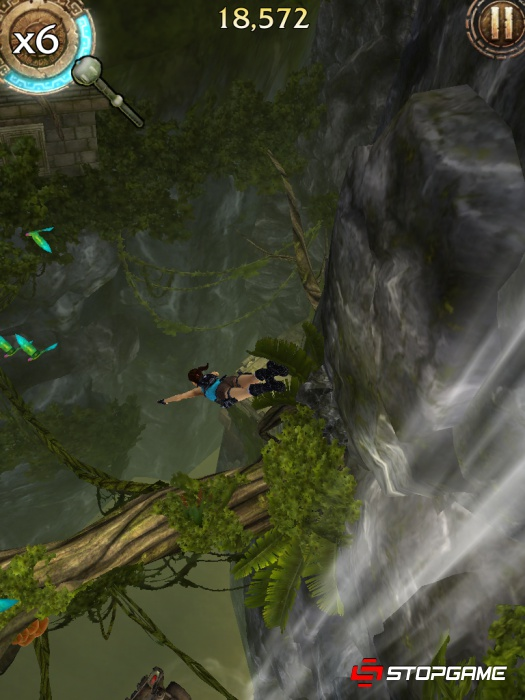 Lara Croft: Relic Run: Обзор
