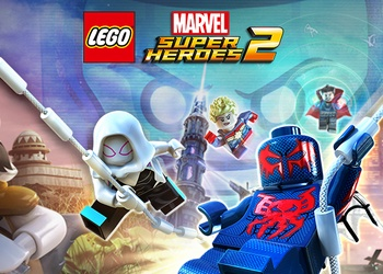 LEGO Marvel Super Heroes 2: Обзор