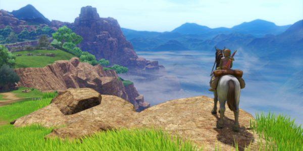 Геймплей Dragon Quest XI: Echoes of an Elusive Age
