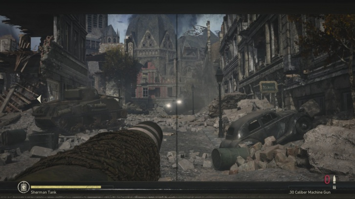Call of Duty: WWII: Обзор