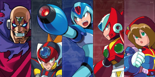 Mega Man X Legacy Collection 1 & 2 выйдет 24 июля
